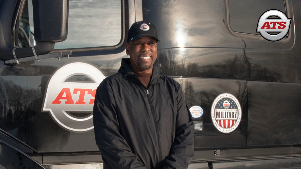 Safety Matters – Flatbed Driver, Leroy S.