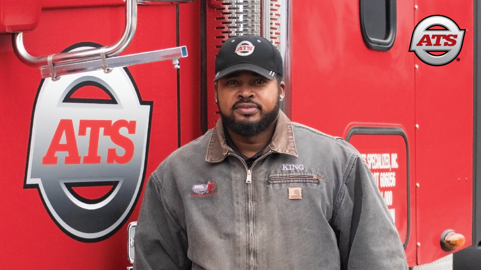 Opportunity Matters – Heavy Haul Driver, Chris K.