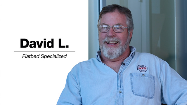 Certainty Matters – Flatbed Owner, David L.