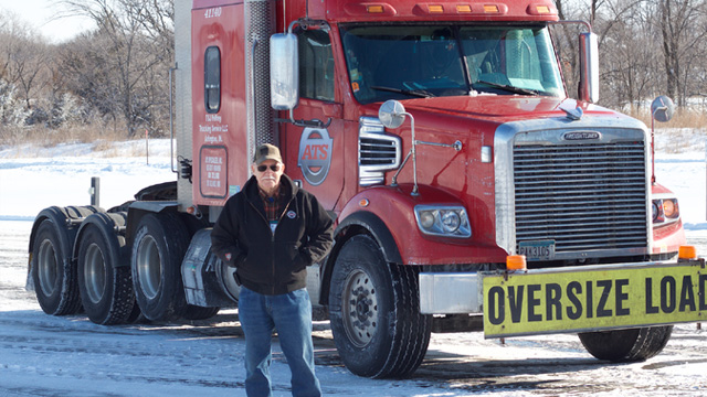 Relationships Matter – Heavy Haul Owner, Tony P.