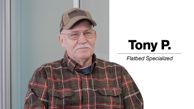 Safety Matters – Heavy Haul Owner, Tony P.